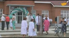 В Павлодарской области открыты новые врачебные амбулатории
