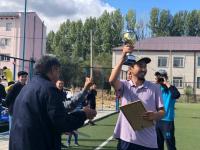В Павлодарской области определились победители турнира по мини-футболу среди верующей молодежи