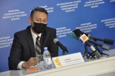 Главный санитарный врач Павлодарской области сообщил об устойчивом снижении уровня заболеваемости коронавирусной инфекцией
