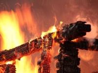 В Павлодарской области двое мужчин погибли в результате пожара