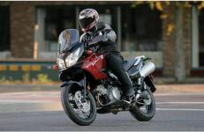 В этом году в Прииртышье произошло девять аварий с участием мотоциклистов