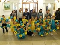 Павлодарские малыши стали обладателями гран-при в республиканском конкурсе-фестивале «Новогодний переполох»