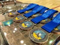 Госслужащие Прииртышья стали лучшей командой по волейболу