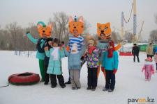 Порядка 200 сотрудников Казахстанского электролизного завода и члены их семей отпраздновали зимний День здоровья