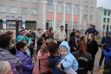 В селе Павлодарское усилили работы по борьбе с гнусом