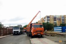 52 дома в южной части Павлодара до начала августа останутся без горячей воды из-за реконструкции теплосетей