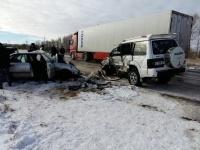 66-летний мужчина и младенец скончались в ДТП на трассе в Павлодарской области