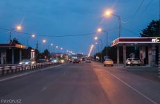 Новая объездная дорога позволит вывести транзитный поток большегрузных автомобилей из Павлодара