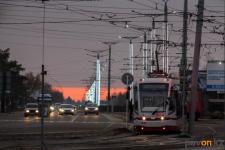 Новую трамвайную ветку откроют в Павлодаре 27 сентября