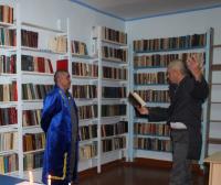 Библиовечер прошел в одной из колоний Павлодара