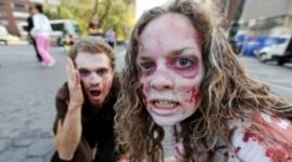 Парад живых мертвецов пройдет в Астане