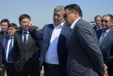 Энергоснабжение индустриальной зоны Экибастуза требует поддержки на уровне министерства энергетики