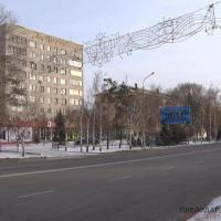 Зимняя иллюминация в Павлодаре начнёт появляться в конце ноября
