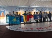 Павлодарский десятиклассник получил бронзовую медаль на международной олимпиаде