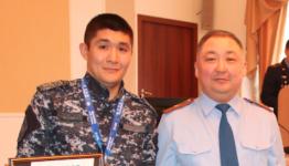 Полицейский из Павлодара завоевал кубок Мира по кикбоксингу