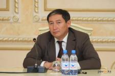 Нуржан Ашимбетов поздравил павлодарцев с наступающим Днем города