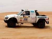 Казахстанские гонщики завершили четвёртый этап ралли-рейда