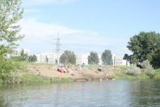 Открытие купального сезона в Павлодарской области задерживается из-за высокого уровня воды в Иртыше