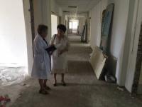 В Павлодаре освоено 70% средств, выделенных на капитальный ремонт областной инфекционной больницы