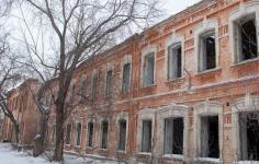 В Павлодаре столетняя гостиница «Россия» начнет превращаться в Garden Park в этом году