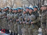 Необходимость срочной службы в РК объяснили на примере военных действий в Сирии