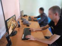 В павлодарской колонии впервые провели соревнования по компьютерным играм
