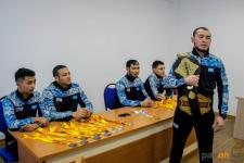 На турнире на Кубок РК по грэпплингу павлодарские спортсмены завоевали 31 медаль