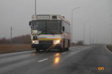 Аким Павлодара пообещал проверить состояние автобусов маршрута №66