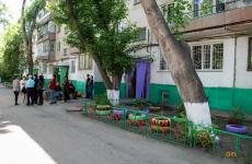 107 домов города Павлодара подали заявку на асфальтирование своих дворов