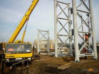 Пользоваться новым переходом через железнодорожные пути павлодарцы смогут уже в декабре
