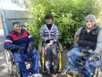 Посольство Германии проспонсировало мечту экибастузских инвалидов