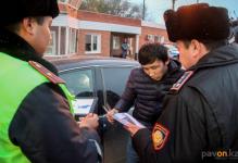 Павлодарские полицейские напоминают о необходимости сменить летнюю резину на зимнюю