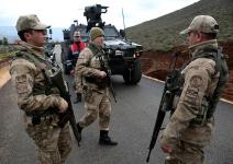 Турецкие войска начали новое наступление на Африн
