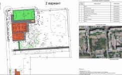 Проект ремонта спортплощадки павлодарской СОШ №39 нашел одобрение у участников общественных слушаний