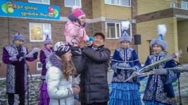 Сразу три новых дома презентовали в Павлодаре