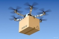 Казпочта начнет испытание дронов для доставки посылок