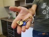 Еще одну квартиру получили волонтеры Клуба добряков в пользование