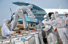 В Павлодарской области авиация вылетела на обработку поймы от комаров