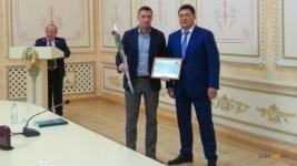 Аким Павлодарской области вручил гранты лидерам этнокультурных объединений