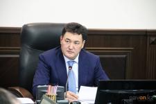 Павлодарских ветеринаров отчитал аким области