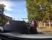 В Павлодаре мужчина пытался уйти от ответственности, обвинив в ДТП другого водителя