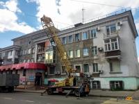 В Павлодаре завершается модернизация четырехэтажного дома