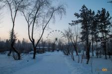 В Павлодаре каток в горсаду откроют в эту субботу