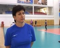 Светлана Котова: для меня игра номер один - волейбол