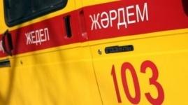 5 человек пострадали в результате взрыва на АЗС