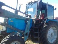 Суровые жители Павлодарской области угнали трактор