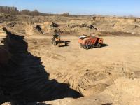 Природоохранная прокуратура пресекла незаконное пользование песчаным карьером