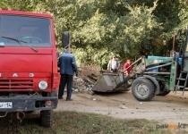 Около трех тысяч тонн мусора убрали в первый день санитарного месячника в Павлодаре