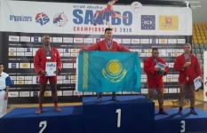 Чемпионом мира по самбо стал экибастузский спортсмен