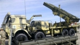 Международная выставка вооружений KADEX-2014 открывается в Астане